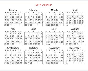 microsoft word 2017 calendar template monthly