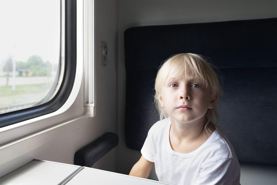 Child travel alone