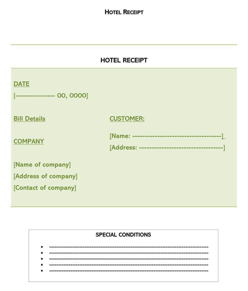 Bill Receipt Format from www.wordtemplatesonline.net