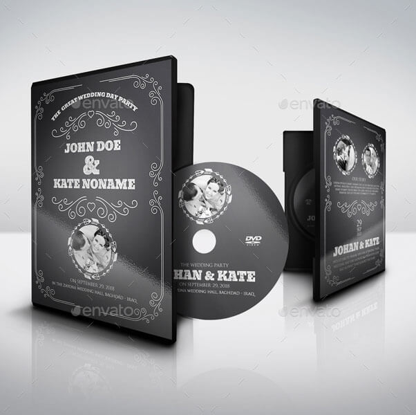 DVD Labels in PSD