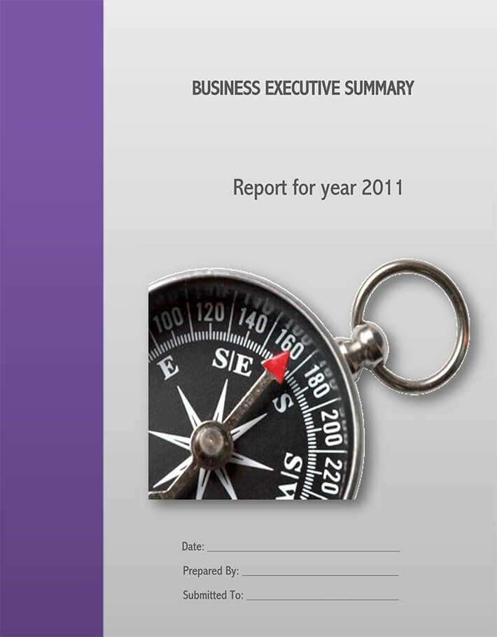 executive summary template for proposal 2