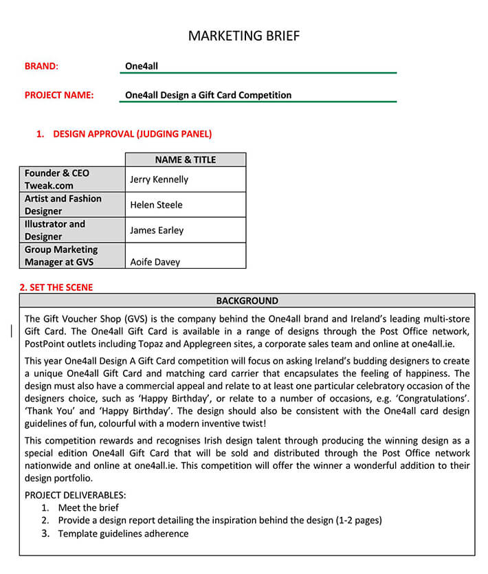 strategy brief template 1