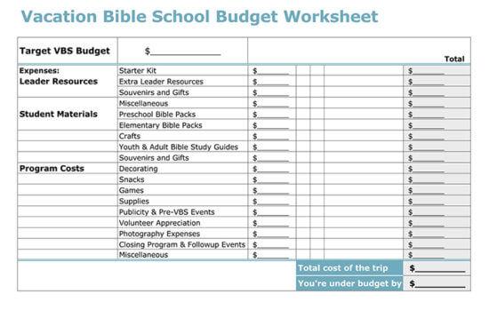 google sheets budget template 1