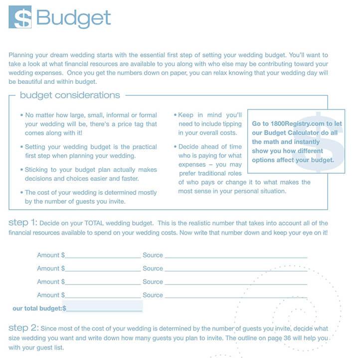 wedding budget spreadsheet google sheets