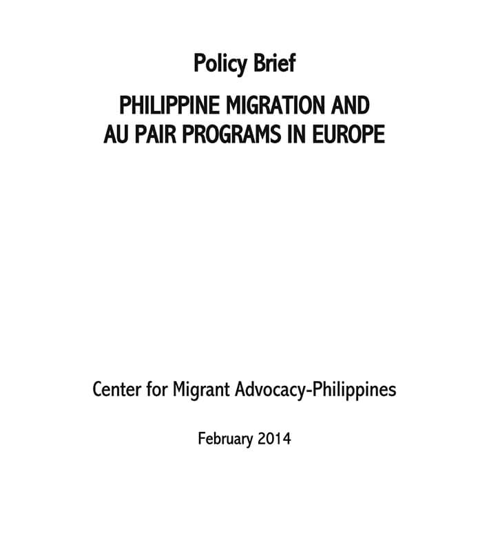 policy brief template word free