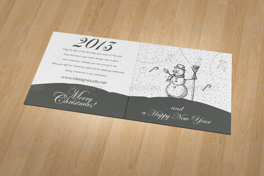 Invitation & Greeting Card Sample Template