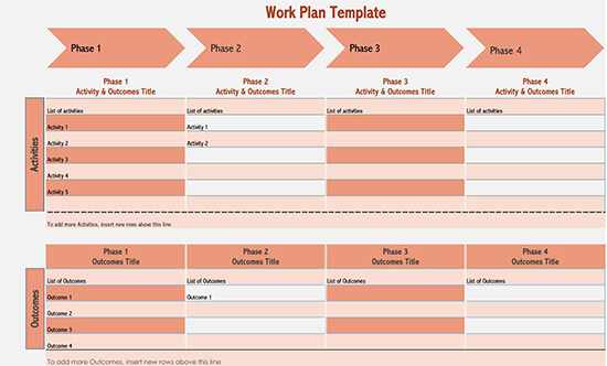 8  free project timeline templates for excel  u0026 word