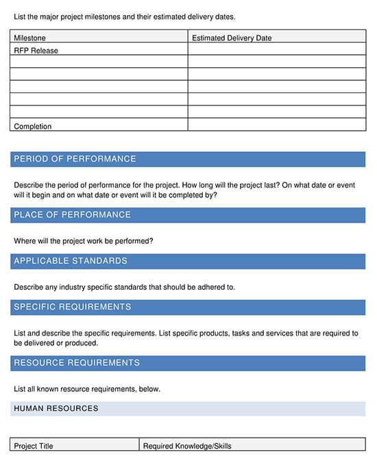 Statement of Work PDF