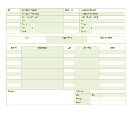 sales order templates 01