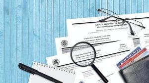 Employment Verification Examples