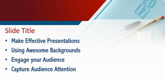Presentation Agenda Slide Power Point Template