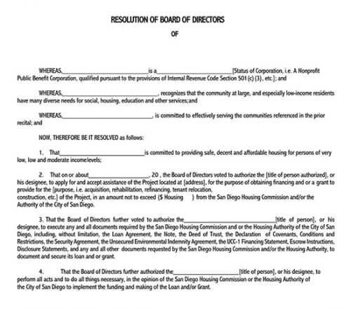 board resolution sample philippines 01