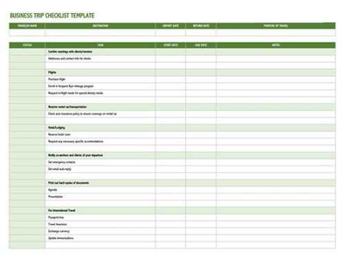 itinerary template doc 03