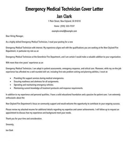 field service technician cover letter no experience
