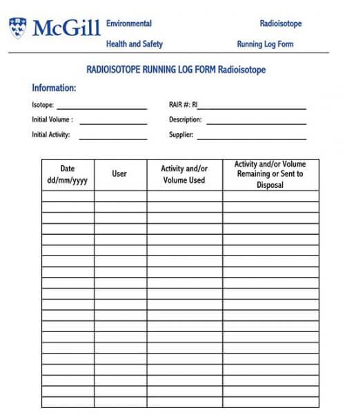 printable walking log sheet 01