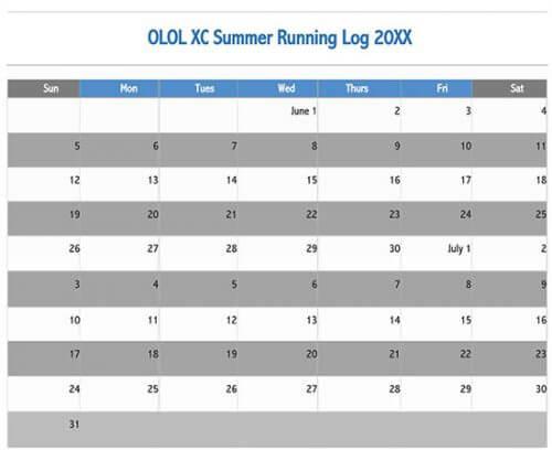 running training plan excel template 01