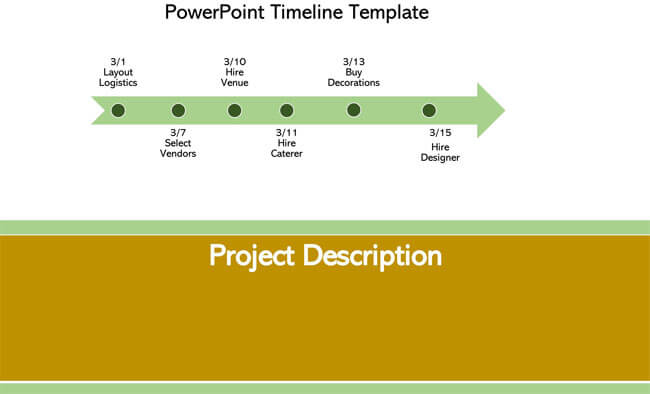 Timeline PowerPoint Template 08