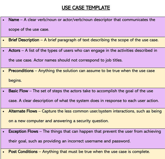 Use Case Template 06