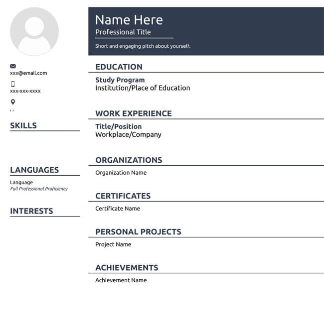 Administrative Assistant Resume Template 08