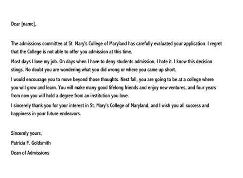 fake college rejection letter 01