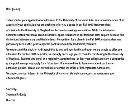 college rejection depression 01n