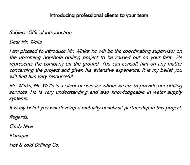 Introducing Professional Clients 01