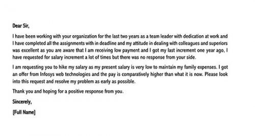 salary increase email sample 01