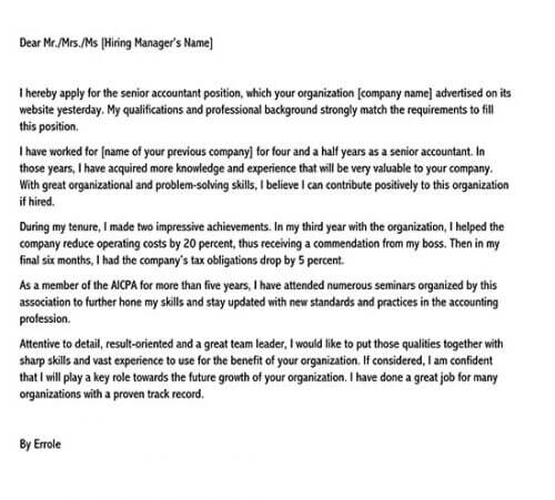cover letter for accountant in word format 01