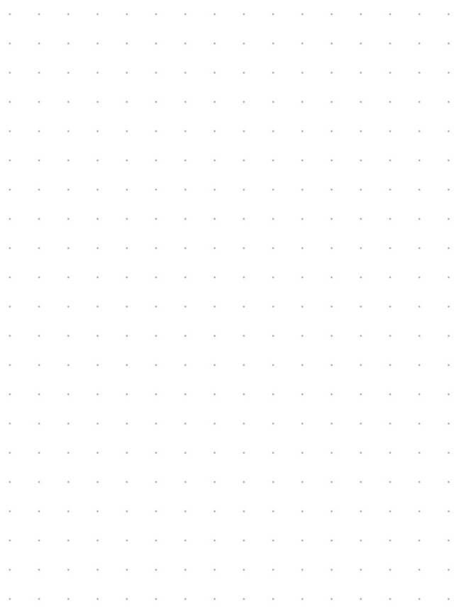 Dot Paper Half Graph
