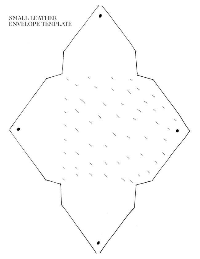 Envelope Template 05