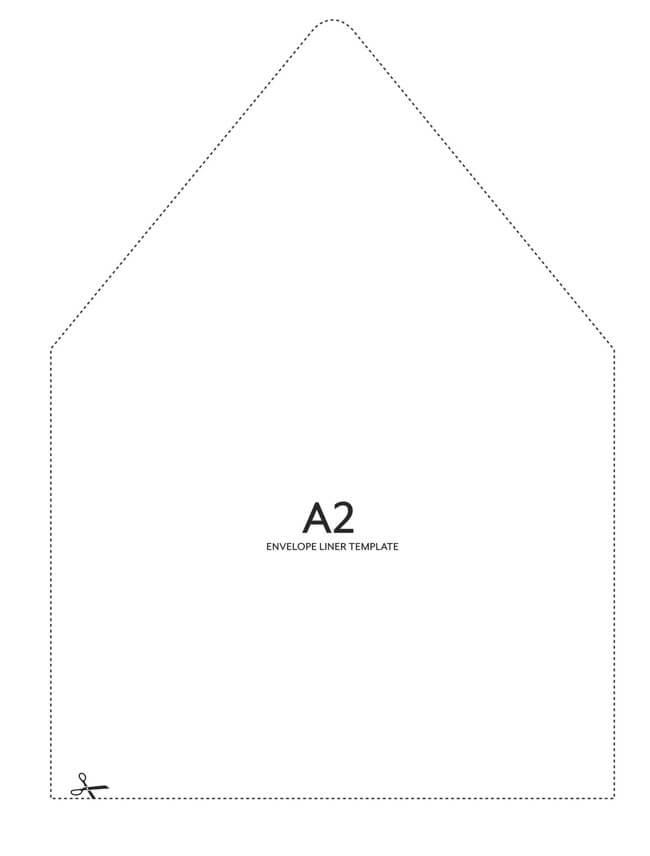 Envelope Template 06
