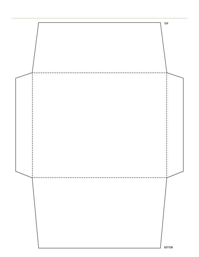 Envelope Template 08
