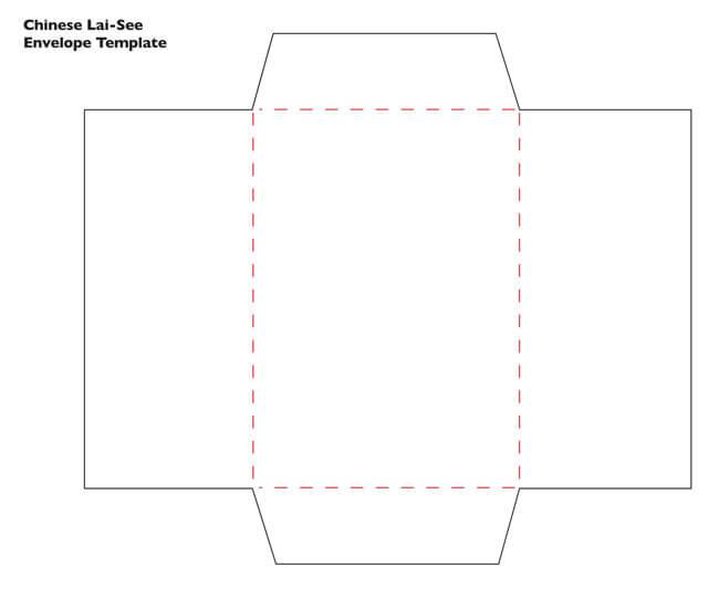 Envelope Template 09
