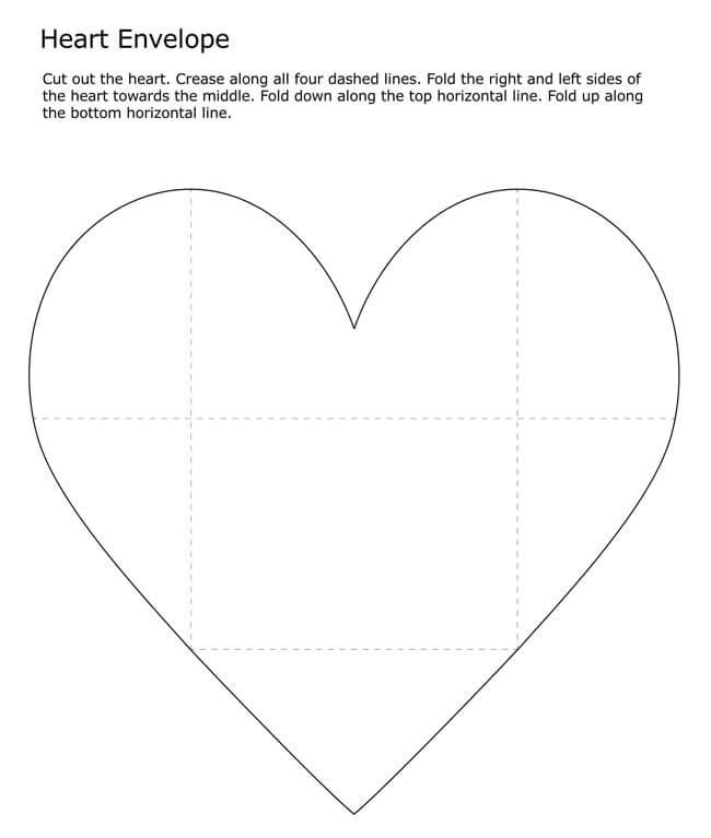 Envelope Template 12