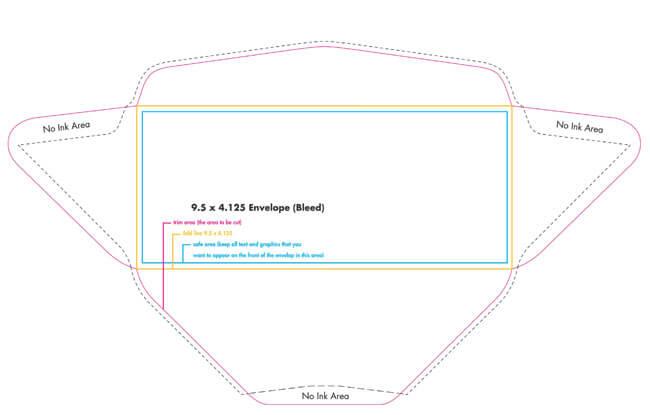 Envelope Template 13