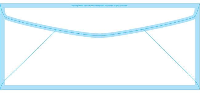Envelope Template 21