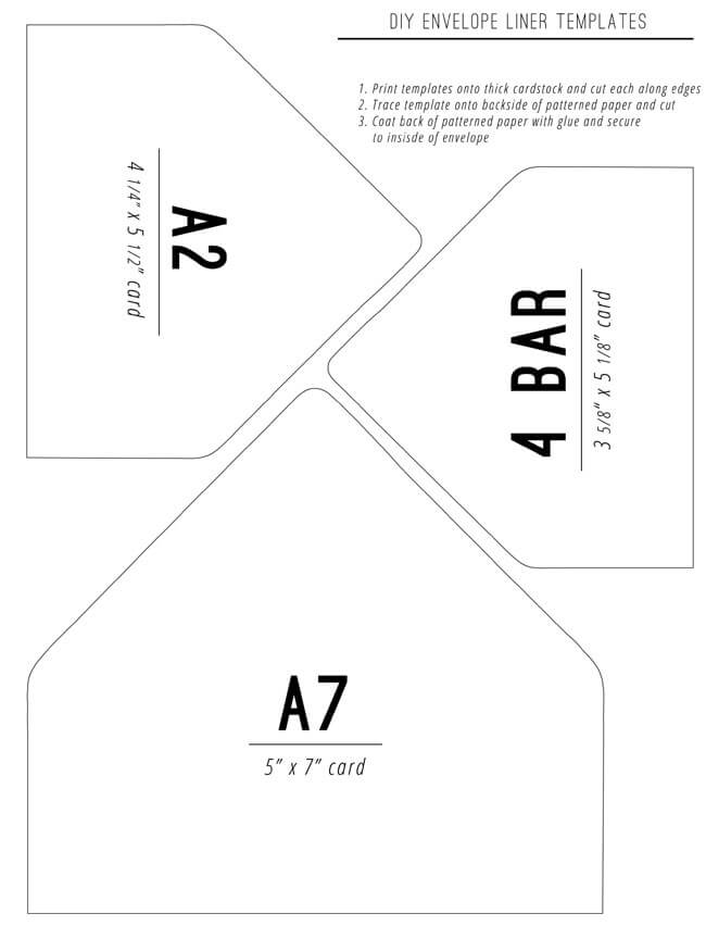 Envelope Template 28
