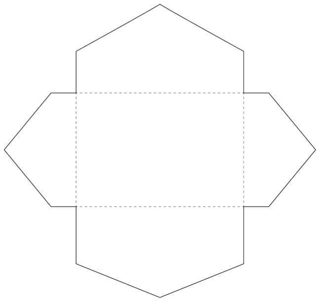Envelope Template 31