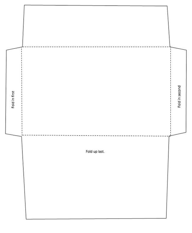 Envelope Template 35