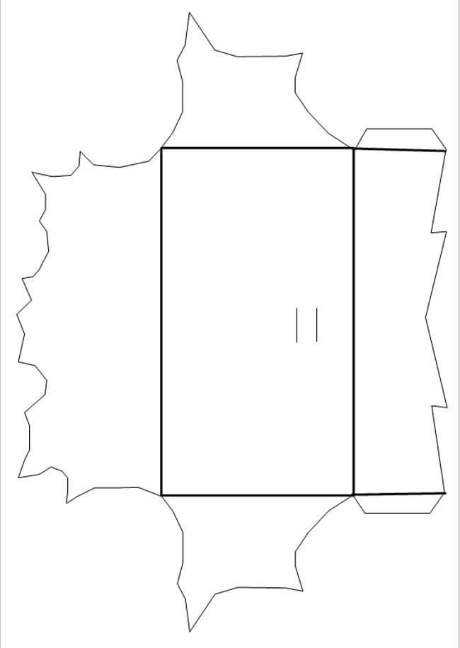 Envelope Template 38