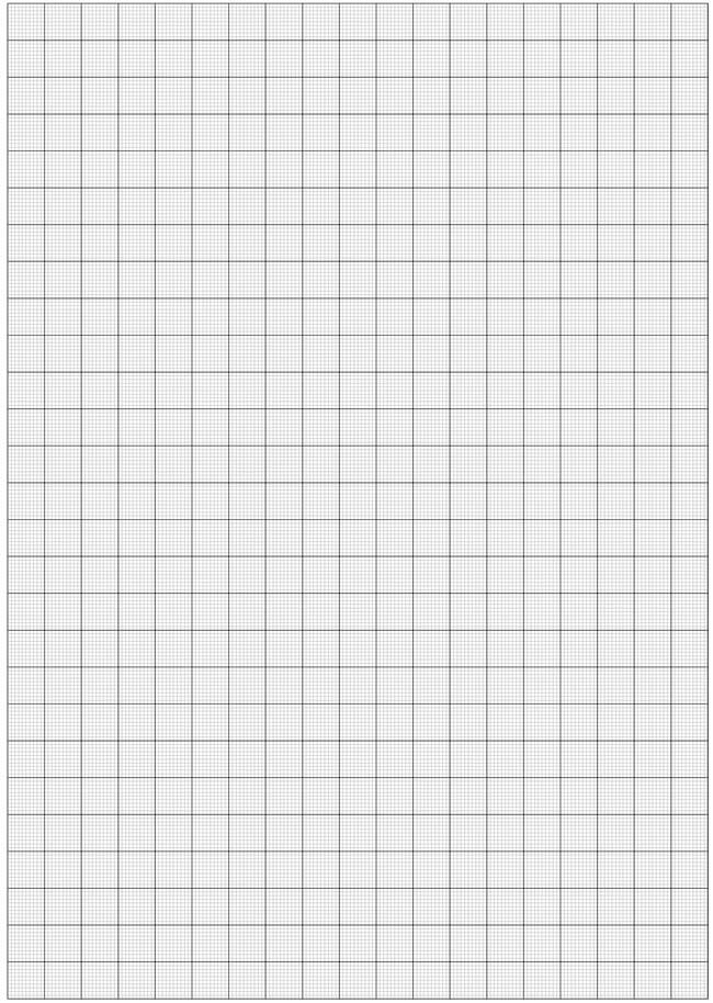 Graph Paper Template 02