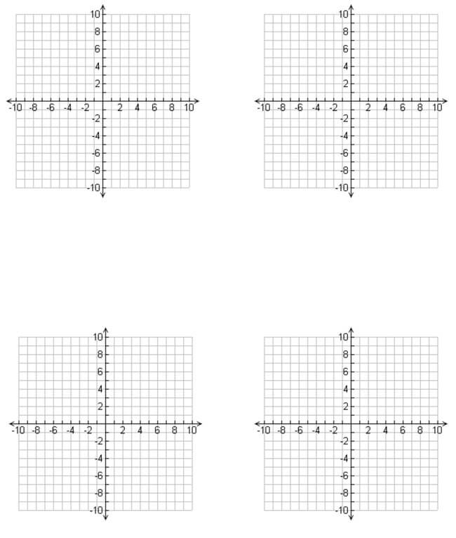 Graph Paper Template 03