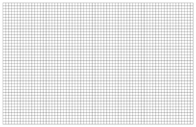Graph Paper Template 16