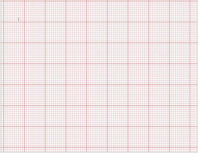 Graph Paper Template 19