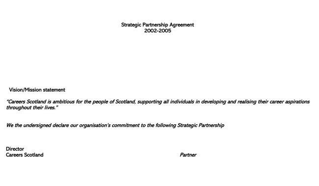 Partnership Agreement Template 03