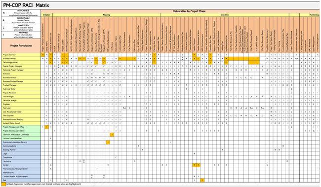 RACI Chart 06