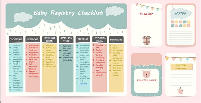 Baby Registry Checklist 04