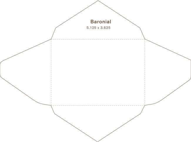 Baronial Envelope 02