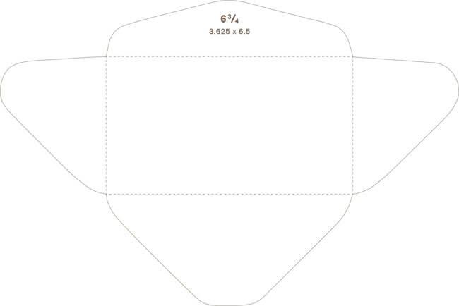 Commercial Envelope 01