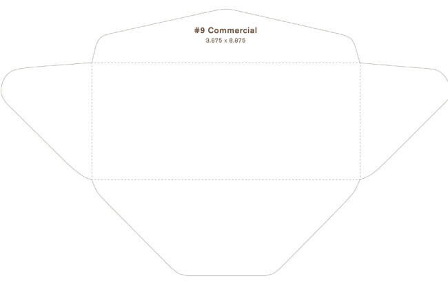 Commercial Envelope 04